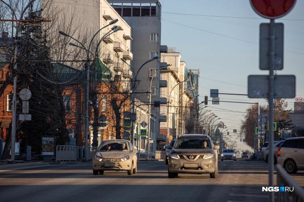 В Новосибирске ожидается тёплая и солнечная погода, но насладиться ей горожане смогут разве что выходя на балкон