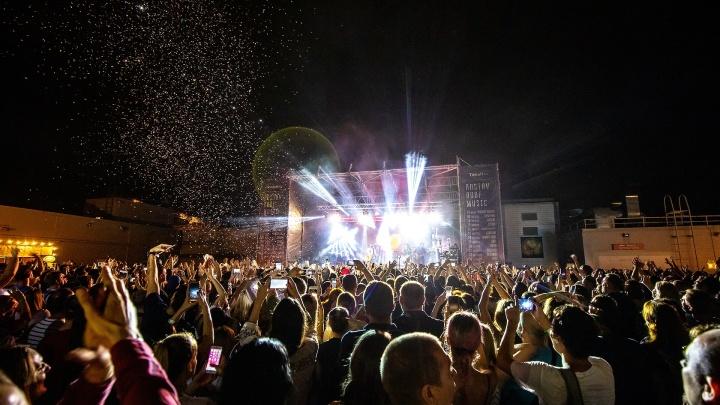 От организаторов Rostov Roof Music потребовали 15 миллионов рублей за нарушение авторских прав