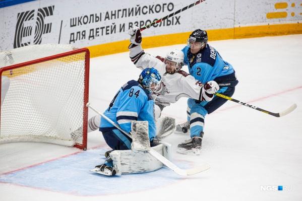«Сибирь» официально вышла в плей-офф