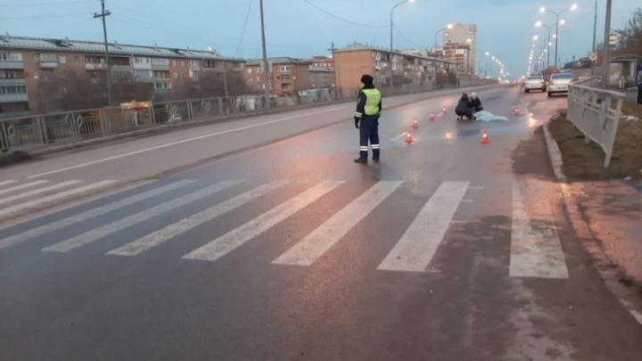На 2 месяца арестован водитель, насмерть сбивший ребенка в Покровке