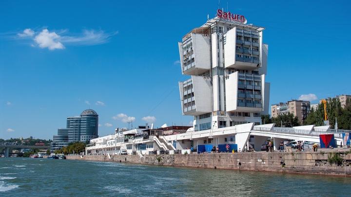 Здание ростовского речного вокзала выставили на продажу. Причина в коронавирусе