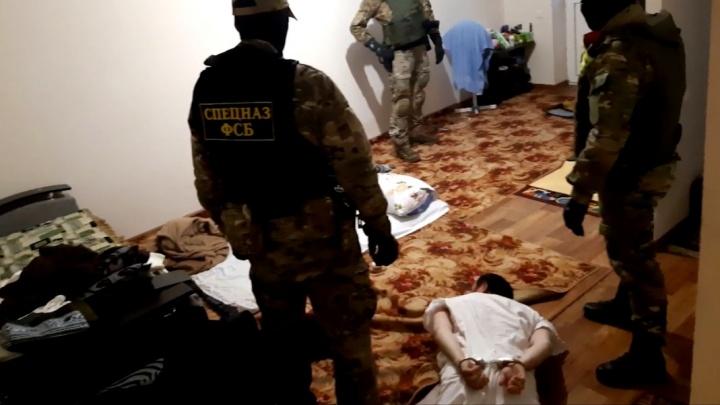 В Волгоградской области оперативники ФСБ задержали группу исламистов из запрещенной организации