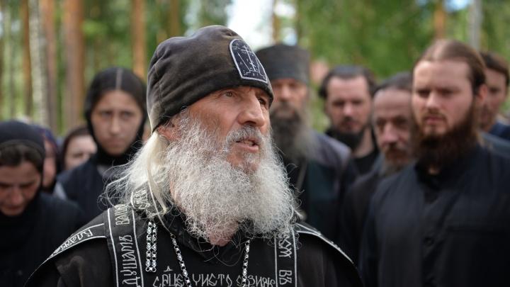 Бил монтировкой, закидывал камнями: как схиигумен Сергий убил человека