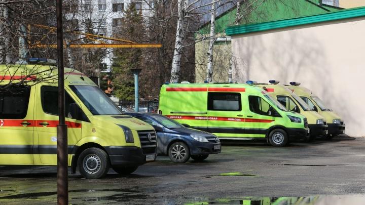 В Башкирии уменьшили количество коек, запланированных для зараженных коронавирусом