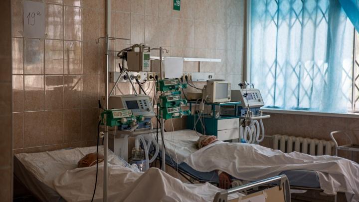 Перевалило за 100: в Самарской области за сутки погибло рекордное количество COVID-пациентов