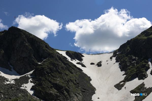 Горы возле Каракольских озёр