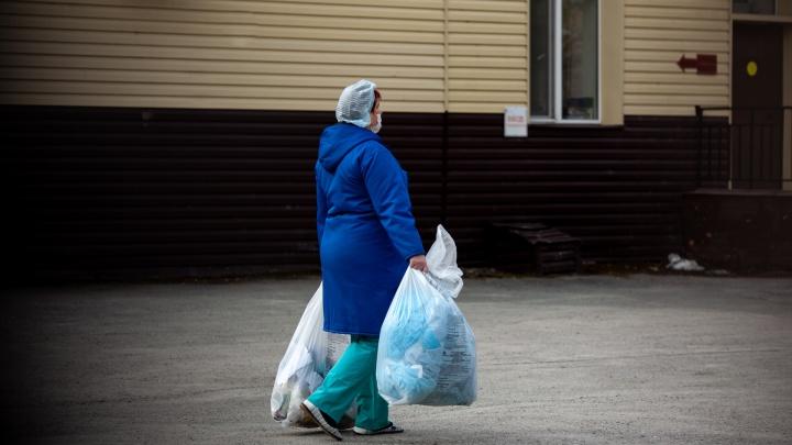 Оперштаб России подтвердил 92 случая заражения COVID-19 за последние сутки в Архангельской области