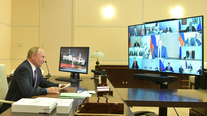 Готовьтесь к пробкам: стало известно, когда Владимир Путин собирается в Екатеринбург