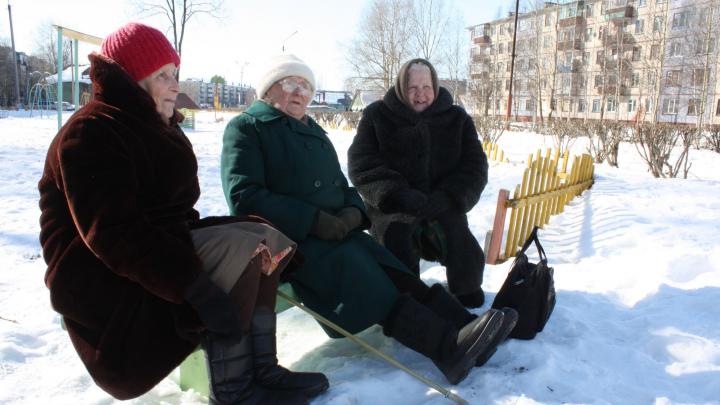«Оставляем продукты у двери»: как волонтеры в Архангельске помогают пенсионерам пережить карантин