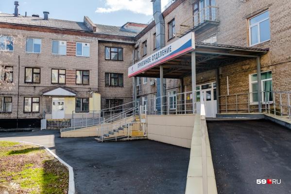 В пермской больнице «РЖД-Медицина» вновь открылось коронавирусное отделение