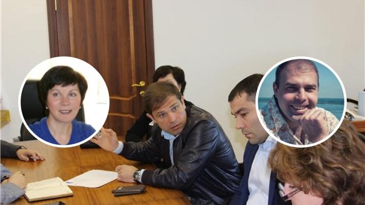 Суд вынес приговор трём подельникам братьев Глушковых