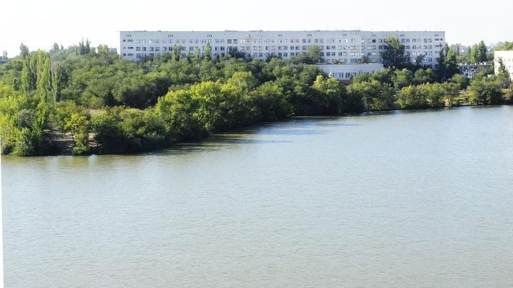 В Волгограде хотят пустить под парковку сквер у больницы «Каустик»