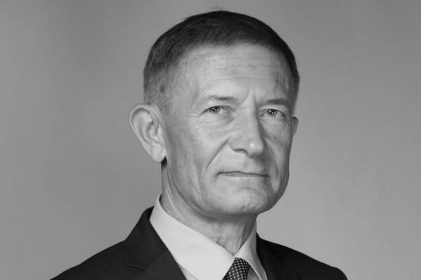 Сергей Михайлович скончалсяна 63-м году жизни