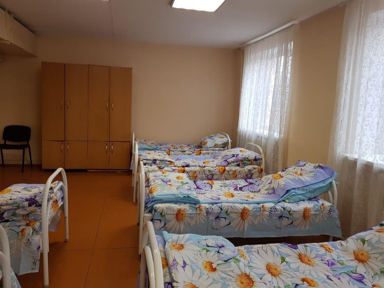 Так выглядят места отдыха для сотрудников Магнитогорского психоневрологического интерната