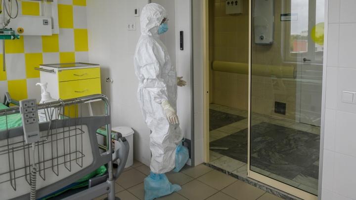 Ещё пять школьников в Челябинской области заразились коронавирусом