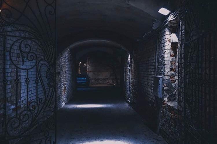 В темное время суток историческая часть Самары становится мистической