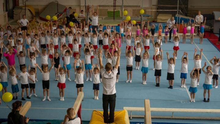 На тренировку — в соседний дом: на Северо-Западе Челябинска откроют новые залы спортивной гимнастики