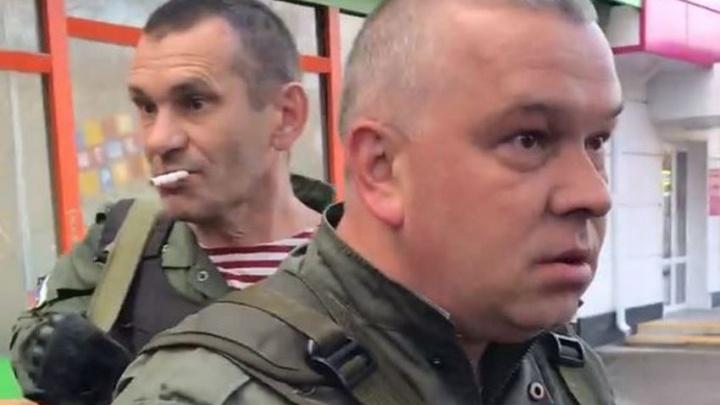 В Екатеринбурге охранник брызнул в лицо 16-летней девочке газом из баллончика. У нее химический ожог