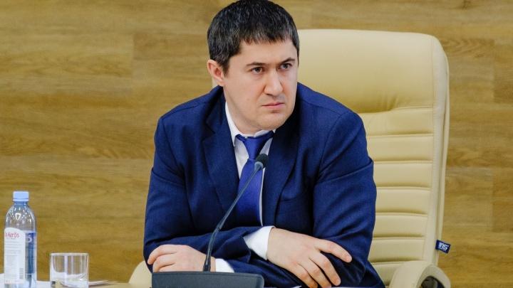 На выборах губернатора Прикамья за Дмитрия Махонина проголосовали 75,69% избирателей. Явка составила 35,74%