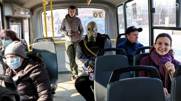 Нижегородцев не будут возить в транспорте без масок, иначе перевозчика лишат маршрута