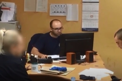 Виталий Васильев пытался сбежать в Минск