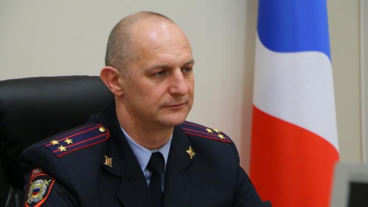 Новый начальник полиции Омской области сменил пять руководителей
