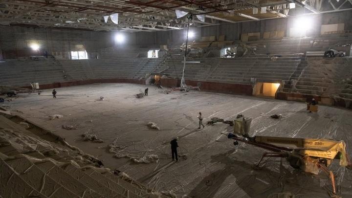 Архитектор дворца спорта на Молодогвардейской ответил на претензии о нехватке мест на трибунах