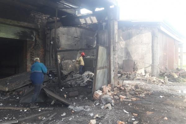Взрыв на молокозаводе произошёл 28 мая