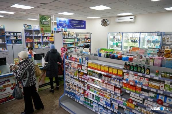Проблемы с лекарствами начались тогда, когда система маркировки препаратов стала обязательной, то есть с 1 октября