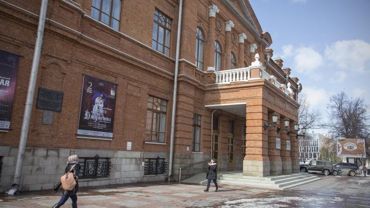 Сегодня в эфире: уфимский Театр оперы и балета покажет спектакль в режиме онлайн