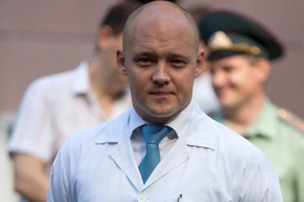 Екатеринбургу хватит и одного вытрезвителя, уверен Антон Поддубный