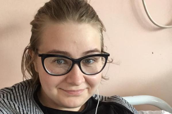 Елена не падала духом и рассказывала о лечении от коронавируса