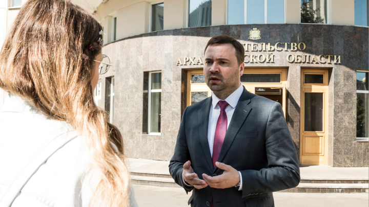 Министр экономики Архангельской области — про кризис: «Бизнесмены постарше на себя только и надеются»