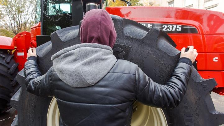 В Волгоградской области осталось 3727 фермеров