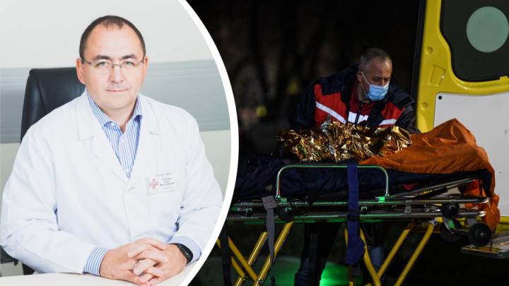 «Все будет хорошо»: главный психиатр УрФО — о том, как на Полине из Карпинска скажутся полгода в шкафу