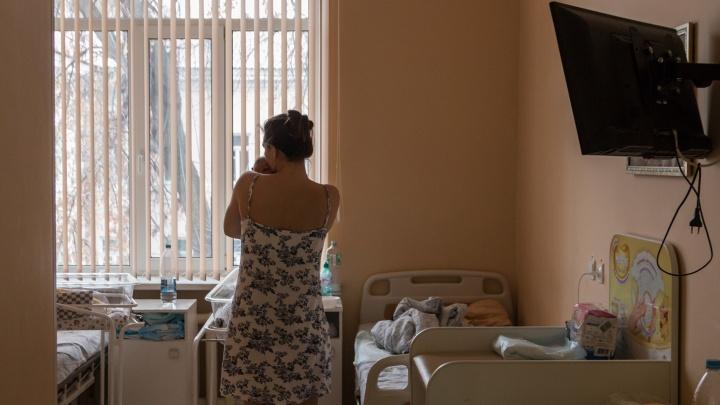 В Самаре прервали помывку роддома в Куйбышевском районе из-за коронавируса