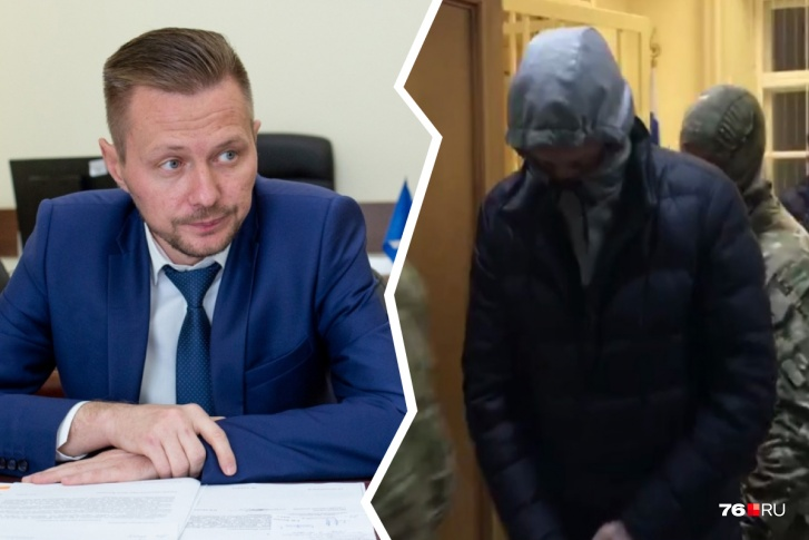 Ринат Бадаев теперь прячет лицо от камер