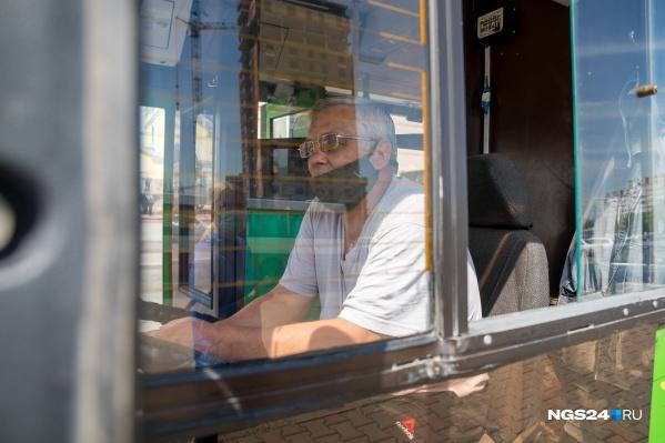 Водитель автобуса оказался кандидатом в мастера спорта по вольной борьбе