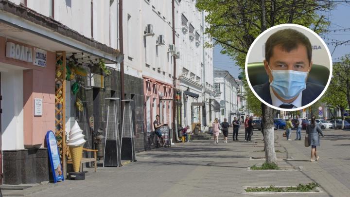 В Ярославле начали открываться кафе: мэр попросил подождать с этим