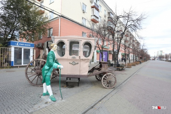 Депутаты хотят, чтобы новый памятник стоял в центре Челябинска