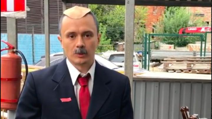 Комик Соболев снял пародию на Лукашенко, но нарвался на гнев белорусов