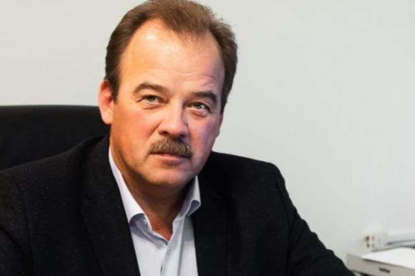 Валерий Блинов возглавлял больницу два года