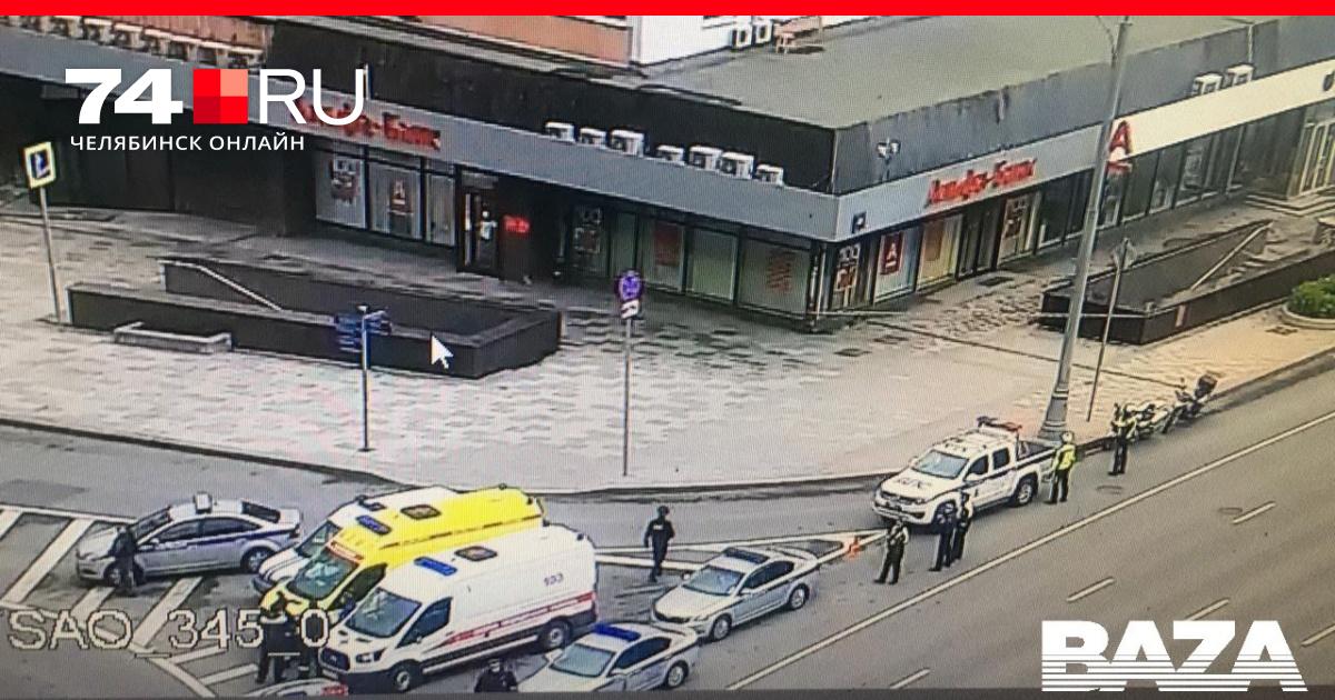 Преступник захватил заложников в Альфа-Банке в Москве — здание взяли штурмом