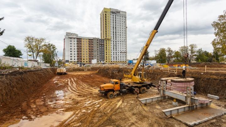 «Проект большой и рассчитан на несколько лет»: каким будет новый квартал на севере города