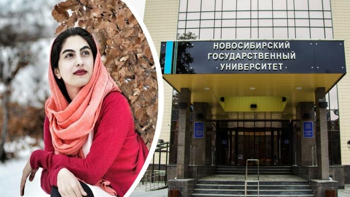 Азита из Исфахана. История 20-летней девушки из Ирана — она приехала в морозную Сибирь, чтобы стать врачом