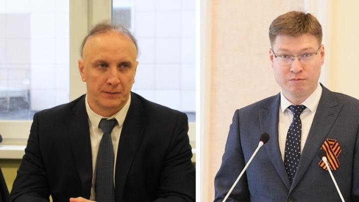 В следкоме сообщили, за что задержали экс-министра строительства Архангельской области