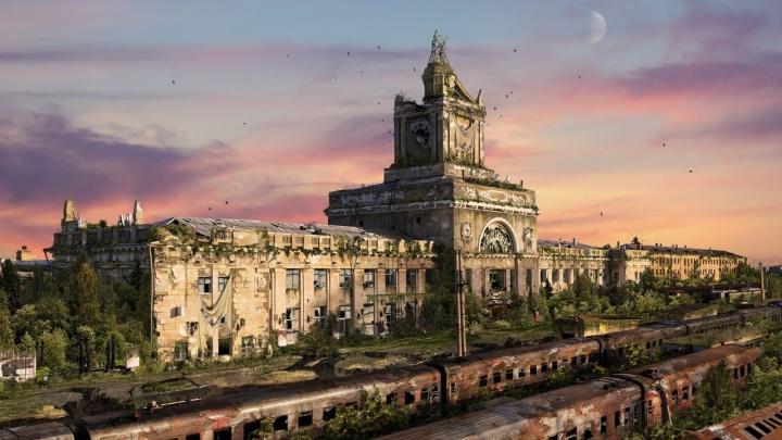 Таким он мне приснился: фотограф показал опустошенный Волгоград в жанре постапокалипсиса