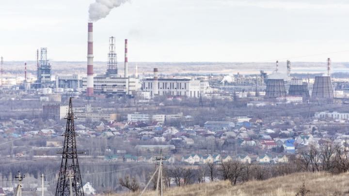 В Волгограде выяснили причину химической вони на юге города