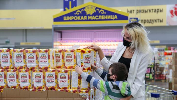 Масленица в разгаре: компания МАКФА поделилась рецептами самых вкусных блинчиков из муки MAKFA