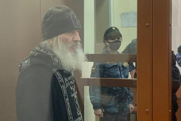 Под стражей бывший отец Сергий находится с конца декабря 2020 года